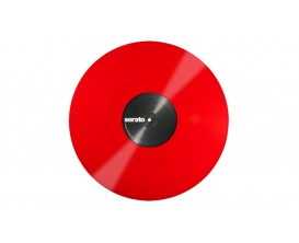 "SERATO Lot de 2 Vinyls 12"" Timecodés Red, Performance Serie"