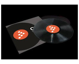 MIXVIBES Cross DVS Black - Pro DJ Software avec 2 vinyl noirs timecodés*