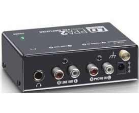 LD SYSTEMS PPA2 - Phono Preamp + EQ