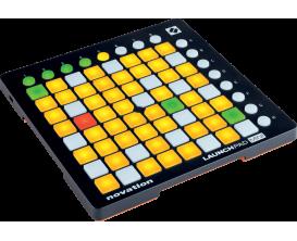 NOVATION Launchpad Mini MKII - Mini contrôleur 64 pads