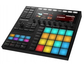 NATIVE INSTRUMENTS Maschine groovebox MK3 Black