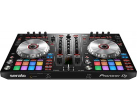 PIONEER DDJ-SR2 - Contrôleur DJ professionnel 2 canaux pour Serato DJ (livré avec Serato DJ + extension Pitch 'n Time DJ)