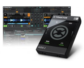 NATIVE INSTRUMENTS Traktor Audio 2*