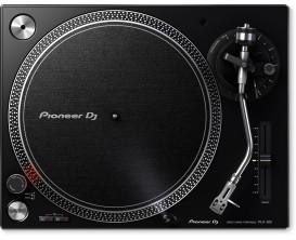 PIONEER PLX-500-K - Platine Vinyle High Torque, USB, Noir