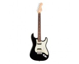 FENDER 0113050706 - American Pro Stratocaster HH ShawBucker, Rosewood Fingerboard, Black, Avec Etui
