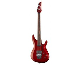 IBANEZ JS24P-CA - Guitare Electrique Signature Joe Satriani Candy Apple Red (Avec Softcase)