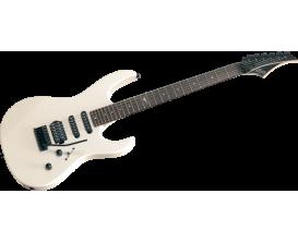 LAG A66-IVO - Guitare électrique série Arkane, ivoire