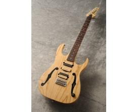 IBANEZ PGM80P-NT - Guitare électrique Paul Gilbert Signature, Naturel, avec étui *