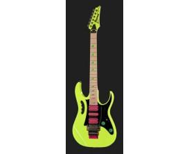 IBANEZ JEM777-DY - Guitare Electrique Steve Vai 30th Anniversary Model (série limitée), Desert Sun Yellow