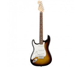 FENDER 0144620532 - Standard Stratocaster Left-Handed, RW, Brown Sunburst (Gaucher, No Bag) *