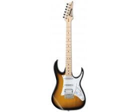 IBANEZ AT10P-SB - Guitare Electrique Signature Andy Timmons, Série Premium - Sunburst (Softcase)
