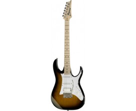 IBANEZ AT100CL-SB - Guitare Electrique Signature Andy Timmons, Série Prestige Japon - Sunburst (avec étui)