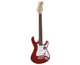 """RICHWOOD REG-322-RRM - Guitare électrique """"Santiago Standard"""", type strat, Corps Oukoume, Manche érable canadien touche palissan"""
