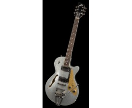 DUESENBERG Starplayer TV Silver Sparkle - Avec étui Custom DTV
