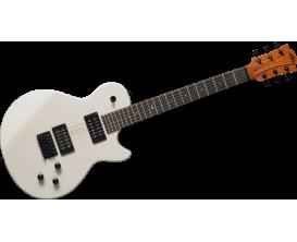 LAG I66-IVO - Guitare électrique série Imperator, ivoire