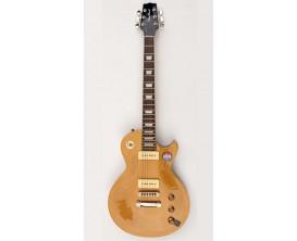 DOODAD St Peter Gold Top - Guitare électrique type LP, Corps et manche collé acajou, 2 p-90, Gold Top