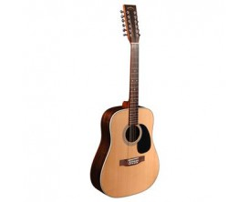 SIGMA DR-12-28 12 String Guitar Natural *