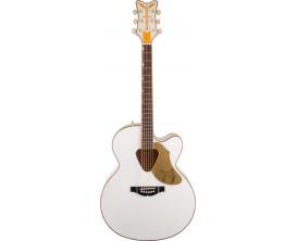 GRETSCH G5022CWFE Rancher Falcon - Guitare Acoustique White Falcon