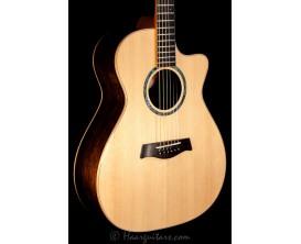 TIMBERLINE T70GAC - Guitare Acoustique Format Grand Auditorium, pan coupé, tout bois massif, corps Palissandre Premium, table ép