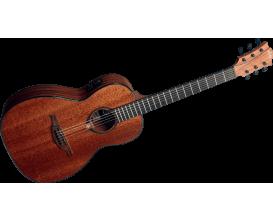LAG T90P - Série Tramontagne, guitare Parlor acoustique, naturel