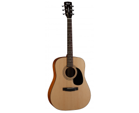 CORT AD810 OP2 - Guitare dreadnought débutant, table épicéa, corps acajou, naturel open pores