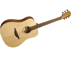 LAG T7D - Guitare Dreadnought Acoustique, série Tramontane