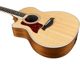TAYLOR 414CE LH 2015 - Grand Auditorium, ES II, Gloss Top, Gaucher (En étui Deluxe) *