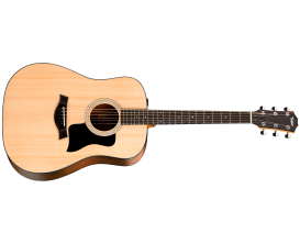 TAYLOR 110E - Guitare Electro ES-2 dreadnought Walnut / Sitka, Naturel (Avec Gig Bag)