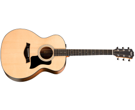 TAYLOR 114E - Guitare Electro ES-2 Grand Auditorium Walnut / Sitka, Naturel (Avec Gig Bag)