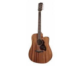 RICHWOOD D-50-CE Guitare Dread Electro Pan Coupé - Acajou Naturel