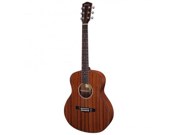 EASTMAN ACTG-2e - Guitare de voyage, tout acajou sapélé massif, préampli Fishman Sonitone (livré avec gig bag)