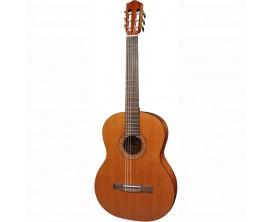SALVADOR CORTEZ CC-22 - Guitare Classique 4/4, corps sapélé, Table massif cèdre *