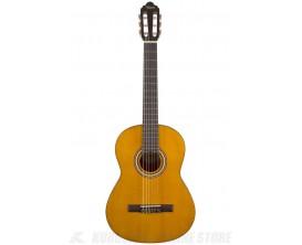 VALENCIA VC-204 NAT - Guitare classique études 4/4, table épicéa, Finition Naturel