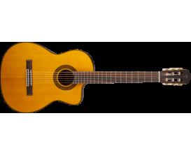 TAKAMINE GC1CE NAT - Guitare Classique 4/4 Pan coupé Electro, série G (Chine), Naturelle