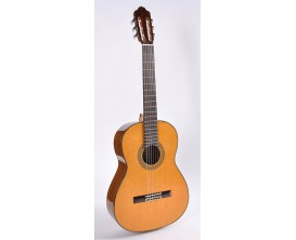ESTEVE Mod. 5-CD - Guitare classique 4/4, Table cèdre massif, Corps Noyer, Naturel