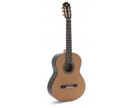 ADMIRA A4 - Guitare classique 4/4, table cèdre massif, corps ébène, fabrication espagnole
