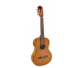 SALVADOR CORTEZ CC-06-JR - Guitare Classique 3/4, Corps agathis, table cèdre, naturel satiné