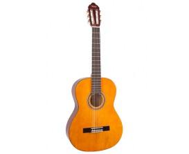 VALENCIA VC-103 NAT - Guitare classique d'initiation 3/4, table tilleuil, Finition Naturel