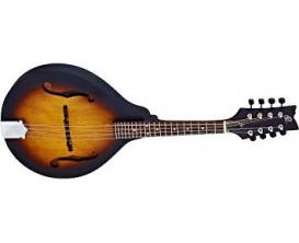 ORTEGA RMA5 VS - Mandoline style A, Acajou open pores, Vintage Sunburst