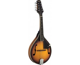 STAGG M40S - Mandoline Bluegrass avec table en épicéa massif, Sunburst