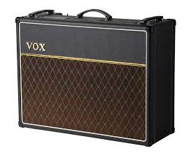VOX AC30-C2 - Combo Lampes 30 Watts 2X12""