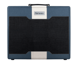 "MARSHALL AST3C Astoria - Astoria 3 Dual Combo, Blue Custom, Point-to-point handwired, 30 watts (swichable 5 watts), 1x12"" Cream"