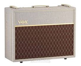 "VOX AC30HW2 - Combo Lampes Handwired 30 Watts 2X12"" Greenback"