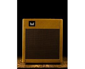 "MORGAN PR12C Tweed - Combo 12 watts tout lampes avec Reverb, 1x12"" Greenback, finition Tweed"