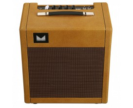 "MORGAN JS-12 Tweed - Combo tout lampes 12 watts avec reverb, Josh Smith Signature, HP 12"" Eminence JS12, Finition Tweed"