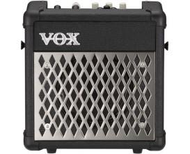 VOX MINI5 Rhythm BK - Ampli 5 watts à modélisations, Boîte à rythmes intégrée, Black
