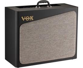 "VOX AV60 - Combo 60 Watts, HP Custom 12"", Préampli analogique 2x8 modèles + 2 lampes 12AX7, FX (Chorus, Delay & Reverb)"