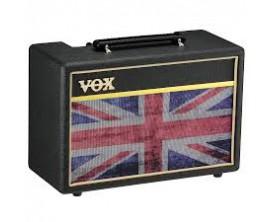 VOX Pathfinder 10 UJ-BK - Ampli guitare 10 Watts, Série Limitée Union Jack Noir