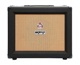 "ORANGE Crush Pro 60C BLACK - Combo guitare 60 w HP 1x12"", version noire"