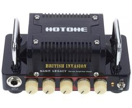 HOTONE British Invasion - Micro tête guitare 5 Watts, EQ 3 bandes (basée sur AC-30)